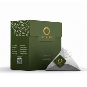 Oliveto Enriching Olive Leaf Tea Bags