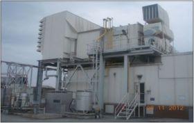 40 MW GE Frame 6B Gas Turbine Generators