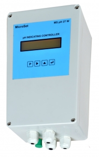 pH Indicating Controller cum Transmitter
