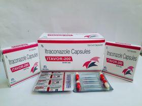 ITAVOR 200 capsule
