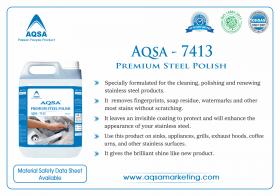 Premium Steel Polish - AQSA – 7413