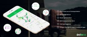 Logistics tracking management software