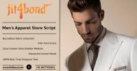Online Tailor Store Script