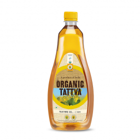 Organic oils, honey and paste