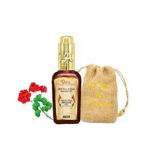 O4U Organic Nilgiri Hills Geranium essential oil