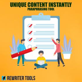 Free Online SEO Tools | Rewriter Tools