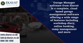 Garage Software UK & India - EKAVAT&