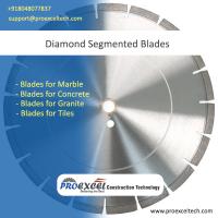 DIAMOND SEGMENTED BLADES