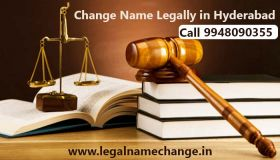 Legal Name Change : Others Services in Hyderabad - Dealerbaba