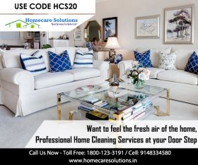 House Deep Cleaning Services in Bangalore