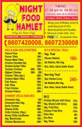 TheFoodHamlet - Night Food Delivery Chandigarh