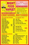 TheFoodHamlet - Night Food Delivery Chandigarh