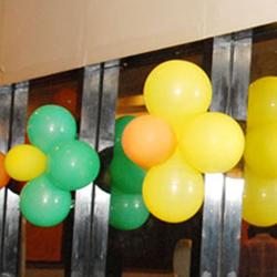 Balloon Bunches - Balloon Flowers