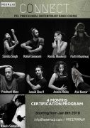CONNECT: Professional Contemporary Dance Program