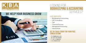 KBA Accounting and Bookkeeping services Dubai