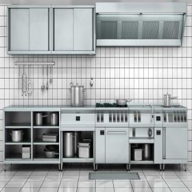 Canteen Kitchen Equipment Manufacturers