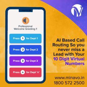 Virtual Phone Number Provider