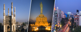 Hyderabad City Tour Online Ticket Booking