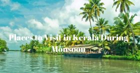 8 Places to Visit in Kerala During Monsoon
