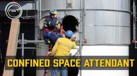 Confined Space Attendant (CSA)