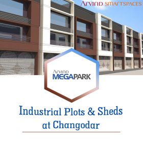Industrial Plots & Sheds In Changodar Ahmedabad