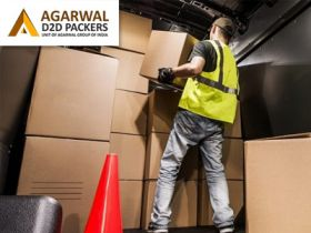 Packers And Movers in Navi Mumbai