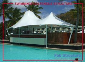 Swimming Pool Tensile Covering