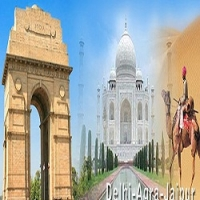 Indian Tourism Golden Triangle