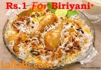 Lallabi online Biryani delivery kottayam