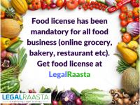 FSSAI Food License - Apply FSSAI Online   FSSAI