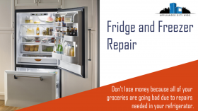 Fridge repair Scarborough