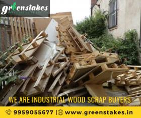Industrial Wooden Scrap buyers