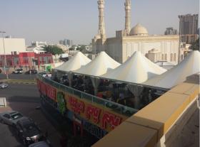 Tents Dubai