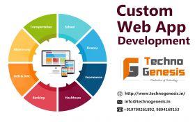Custom Web App Development Services Madurai