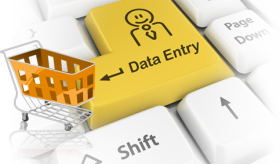 Medical insurance data entry work