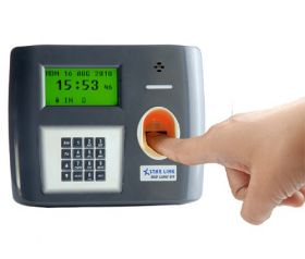 Biometric Attendance System- Bio Star