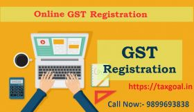 GST Registration Service provider in Delhi