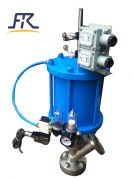 Pneumatic Tank Bottom Angle Valve