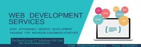 web development services | Techies Group Gwalior