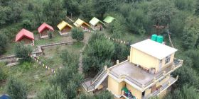 Camping Tour Agency in Bir Billing