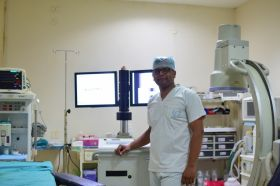 Dr. Devendra singh dhaker urologist Bhopal center