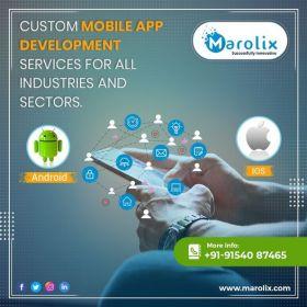Mobile app development services in hyderabad