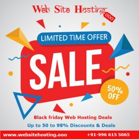 Best Black Friday Web Hosting Deals in 2017