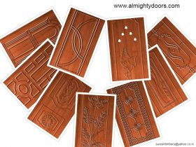 Wooden Teak Doors, Main Doors and Flush Doors