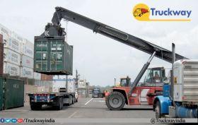 Online truck booking