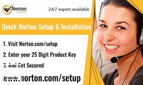 Norton Setup in your system