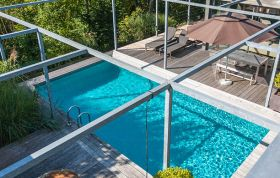 Swimming Pool Installation Service by Graand Prix