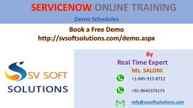 Online Training for Servicenow Course