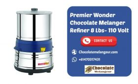 Premier Wonder  Chocolate melanger Refiner machine