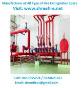 Manufacturer of All Type of Fire Extinguisher Spar
